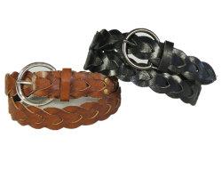 方法織り方様式の若い女性のベルトのブレードベルト(KY3560)