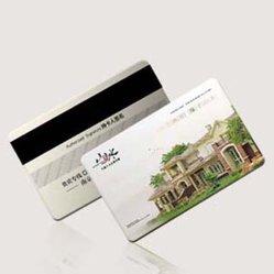 بطاقة مغناطيسية/بطاقة Mag عالية المشاركة/بطاقة شريط المعادن منخفضة الطاقة (J-10-017)