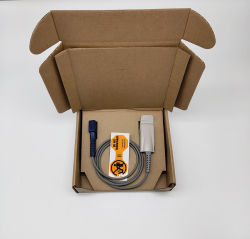 Cópia de alta Oximax da Nellcor Curta original DS-100um sensor de SpO2