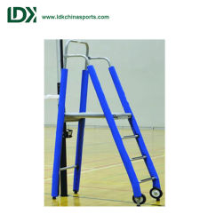 Nuevo portátil de diseño de silla de árbitro de Voleibol Voleibol Equipo de Entrenamiento