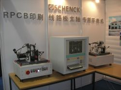스핀들 밸런싱 기계(RPCB)