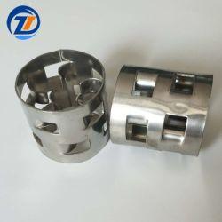 SS304 316L de aço inoxidável com Anel Pall Embalagem aleatória