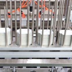 CD-600r verpakking met automatische papierblisterverpakking van het lineaire type voor Alikaline-batterij