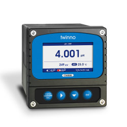 Digital de pH/ORP 4~20RS485 Transmisor de señal de salida de relé de mA