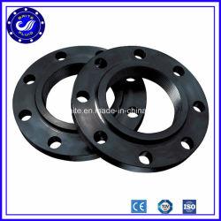 موردو ASTM A105 DIN Pn16 شفة من الفولاذ الكربوني لانزلاق الأنابيب عند الشفة