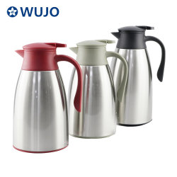 Agua fría caliente de café, té de acero inoxidable termo Starabic Jarra de vacío
