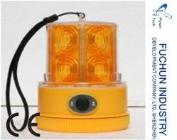 信号/シグナルライト/フラッシュシグナルランプ/LED --日本および米国等(電池のタイプ、12または24のLED)への販売法