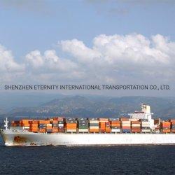 الشحن البحري من كوانغ تشو/ شنتشن/ شانغهاي/ نينغبو/ ييو الصين إلى كولومبو/ هامبانتوتا/ ماتارا/ باتيكالوا/ جال/ جافنا سري سريلانكا