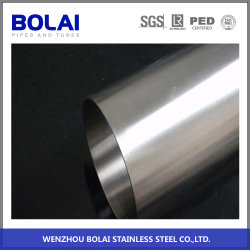 Промышленного использования TP316L бесшовных стальных трубопроводов ASTM материала для трубопровода линии