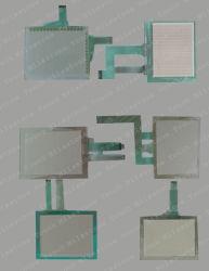 Vidro de óculo da membrana do painel de toque para Proface Gp370