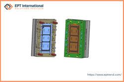 Molde de inyección de plástico de diseño OEM para altavoces eléctricos, electrónicos Dispositivo de audio