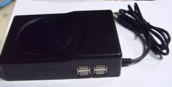 USB Cup Warmer y refrigerador con la maza (DTC-03)