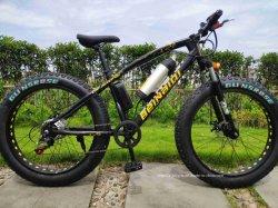 26polegadas bicicletas de gordura 350W Electric Mountain Bike Motociclo