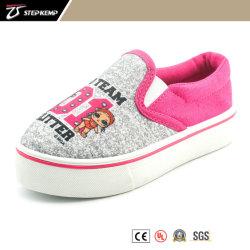 Suela exterior alta tela Dulce Chica PVC Zapatos Moda Sneaker 9278