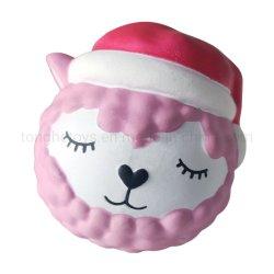 熱い販売高品質によって認可されるPUの泡の動物のSquishyおもちゃ
