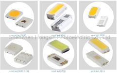 مورد مؤشر LED SMD 2835/3014/5050RGB/3030/5730/4014 لشاشة LED