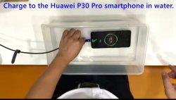 방수 USB Type C 케이블, 초고속 충전 데이터 케이블, IP68, LED 플러그, 초고속 충전 기능 지원