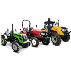 Entrega inmediata Mini tractores agrícolas tractores de jardín a pie pequeño 4X4 compactos Mini Granja Tractos precio para la Agricultura