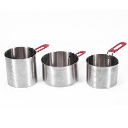 Classic Kochgeschirr Edelstahl Multi Pot zum Kochen von Milch, Nudeln, Sauce, Gravies, Pasta