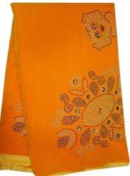 服をCl4029黄色くさせるためのアフリカの女性