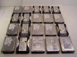 azionamento duro di 80GB 160GB 250GB 320GB