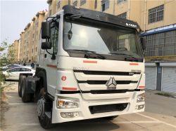 Sinotruck usato HOWO 336 371 420 camion del trattore dell'azionamento della rotella della testa 6X4 6X2 10 del trattore dell'HP da vendere