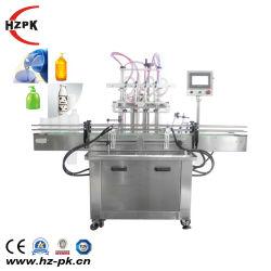 Hzpk 자동적인 500ml 음료 충전물 기계 포도주