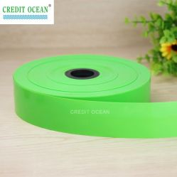 Plastic Film van de Acetaat van de Cellulose van de Kleur van de douane de Milieuvriendelijke voor Schoenveter