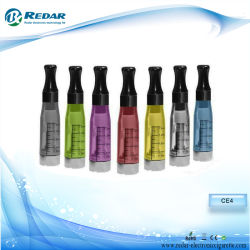 Top-Selling Cigarette électronique EGO CE4, Kits d'atomiseur transparent, les plus populaires EGO CE4 avec des couleurs différentes