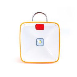 Portable et abordable de lumière solaire Table permanent Light / lampe de lecture