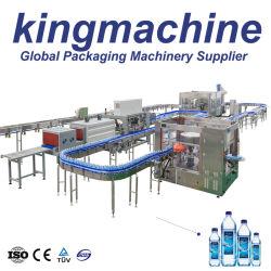 병 부는 기계를 가진 전체적인 자동적인 물병 서류정리 기계