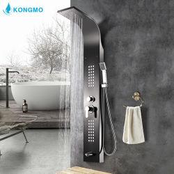 Panel de ducha, ducha Columna, conjunto de ducha
