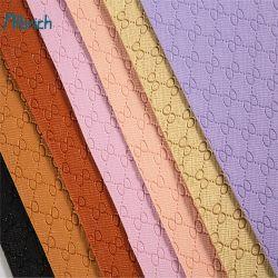 Amplamente utilizado em couro de alto padrão de PVC de tecido para fazer a mala