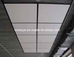 La preuve matériel acoustique décoratif Soud dalle de plafond en fibre de verre