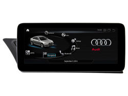 Systems-Auto GPS Navi des Witson Android-10 für Audi A4 A5 2008-2016 RAM 4G+64G WiFi Google BT video StereoCarplay Touch Screen