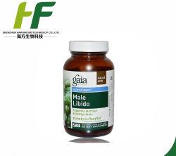 Gaia-Kräuter, Systemsupport, männliche Libido, 120 vegetarische flüssige Pflanzen-Schutzkappen