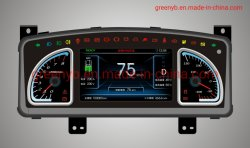 Tableau de bord de véhicule électrique Nouveau compteur de vitesse numérique Energy car Parts modèle E722