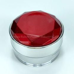 La alta calidad Salable metalizado de encolado de chapa de plástico personalizada en polvo suelto de verificación