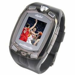 腕時計の携帯電話M810