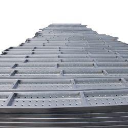 Pranchas de andaimes alumínio/Placa de aço utilizados na construção
