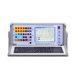 Ht-1200 комплект для проверки реле шесть фазы реле защиты тестирование на щитке приборов