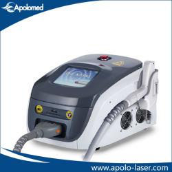De mini Q Geschakelde Laser van de Verwijdering van de Tatoegering van de Laser van Nd YAG & van de Behandeling van het Pigment