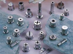 Personalizar as peças de alumínio de precisão de peças de usinagem CNC para moldes de plástico