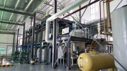 Het dubbele Niveau gebruikte de Raffinaderij van de Aardolie voor het Gebruikte Recycling van de Olie van de Motor (yhe-25)