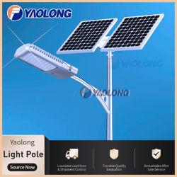 Im Freienwind beständige LED Aluminiumheller Solarpole für Straße