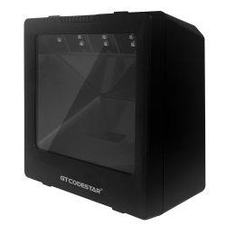 Escáner de códigos de barras 2D omnidireccional de gran ventana de plataforma de Centro Comercial