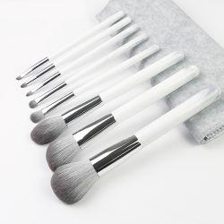 Populares Accesorios cosméticos Premium de 8 piezas de pincel de maquillaje por Rt Proveedor