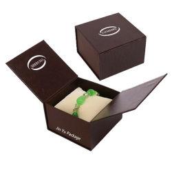 Marcas de luxo personalizado belas jóias de Embalagens de Papelão Ondulado