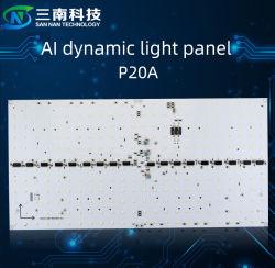 Intérieur en extérieur Module Dynamique LED boîte à lumière de la lumière dynamique de bord Lighr Bar