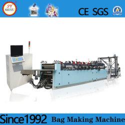 인쇄 기계를 가진 기계를 만드는 기계 기계 유형 음식 종이 봉지를 형성하는 새로운 상태 및 부대